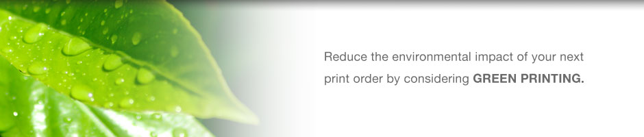 Image for Sustainable Printing