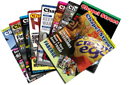 Booklets, catalogues, magazines, manuals, reports, newsletters, books printing in Metro Vancouver and Burnaby.