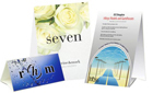 Menus, rack cards, tent vards, packaging, labels, door hangers printing in Metro Vancouver and Burnaby.